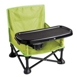 Summer Infant Pop'N Sit Etetőszék #zöld  30335905 Summer Infant Etetőszék