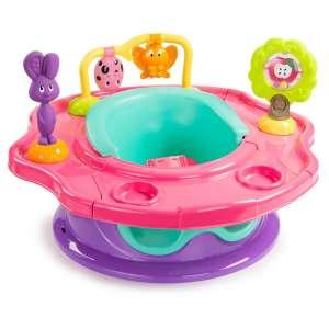Summer Infant Forest Friend Super Seat Etetőszék #rózsaszín 30335915