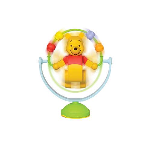 Tomy Tapadótappancsos játék - Micimackó #sárga
