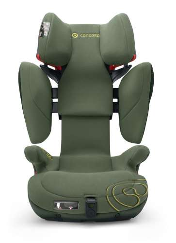 Concord Transformer X-Bag Autósülés 15-36kg - Jungle Green #zöld
