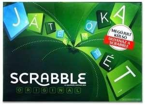 Scrabble Original társasjáték 30336244