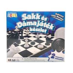 Sakk és Dámajáték készlet 30336251