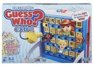 Hasbro Találd ki? Extra - elektromos Társasjáték 30336252 Társasjáték