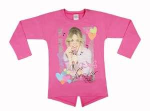 Disney hosszú ujjú póló - Violetta #rózsaszín 30480588 Gyerek hosszú ujjú póló
