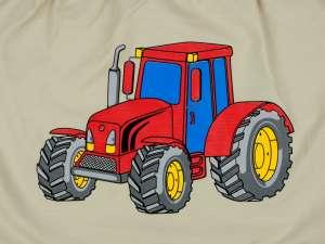 Traktor mintás fiú vállfás oviszsák 30379280