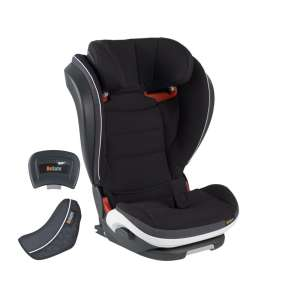 BeSafe iZi Flex FIX I-Size Autósülés 15-36kg #fekete 30486202 Gyerekülés / autósülés 15-36 kg