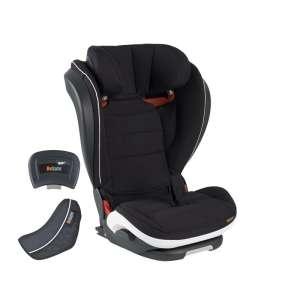 BeSafe iZi Flex FIX I-Size Autósülés 15-36kg #fekete 30479508 Gyerekülés / autósülés 15-36 kg