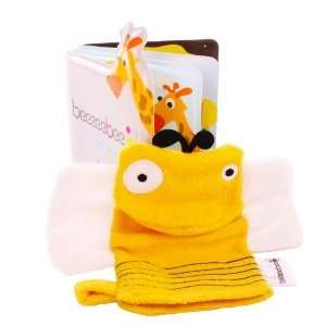 Beezeebee Méhecskés mosdókesztyű fürdőkönyvvel
