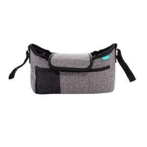 Zopa Plus Rendező táska babakocsira #szürke  30337716