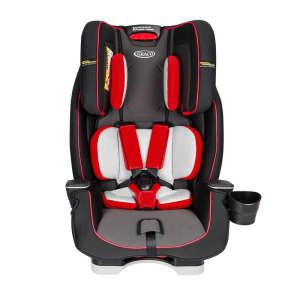 Graco Milestone biztonsági Autósülés 0-36 kg (Fiery Red) #piros-szürke 30337731