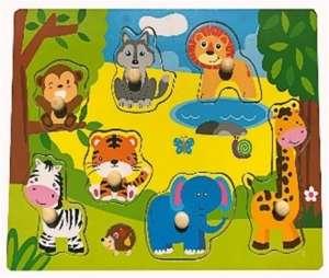 Fa puzzle - szafari 30337775