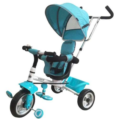 Baby Mix Rapid prémium Tricikli #türkiz
