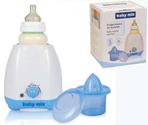 Baby Mix cumisüveg és bébiétel Melegítő #kék