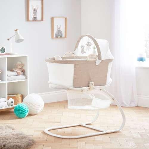 Purflo- Purair breathable bassinet -mózes kosár