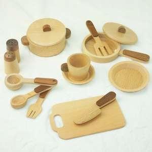 Wooden Toys konyha szett 30338553