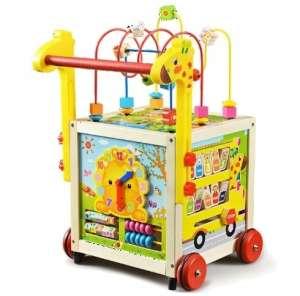 Wooden Toys Interaktív kocka W16 30338561