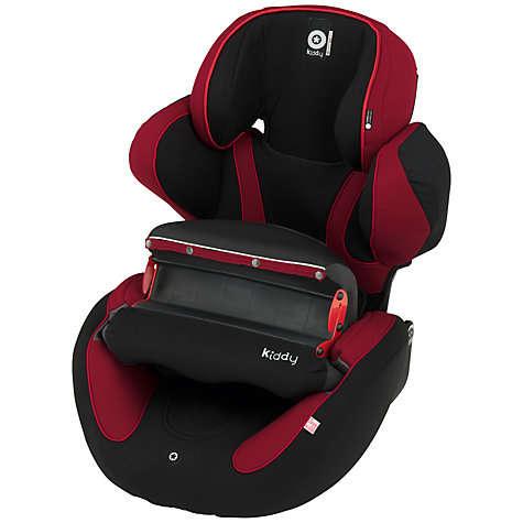 Kiddy Energy Pro 9-18kg -  Rumba #piros-fekete