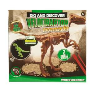 Dinoszaurusz régész készlet, Velociraptor 30478228 Tudományos és felfedező játék