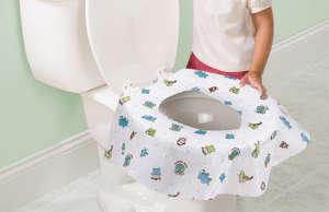 Summer Infant eldobható WC ülőke Takaró  30338792 Summer Infant