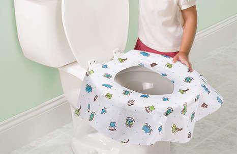 Summer Infant eldobható wc ülőke takaró