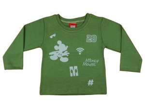 Disney Mickey fiú Hosszú ujjú póló párban (2db) 30383835