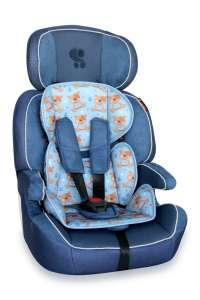 Lorelli Navigator Autósülés 9-36kg - Macis #kék 30339041
