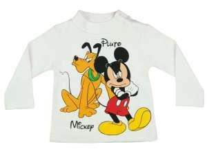 17dadc2084 Disney Hosszú ujjú póló - Mickey Mouse és Plútó #bézs 30484957 Gyerek  hosszú ujjú póló