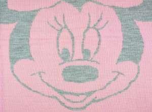 Disney Minnie baba kötött Takaró 75x100cm 1461c395c4