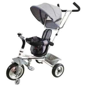 Baby Mix Rapid prémium Tricikli #szürke 30340096