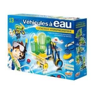 Tudományosjátékok - Vízzel működő járművek 30404307