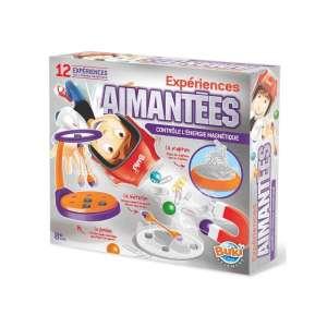 Kísérletek mágnessel 30404278 Tudományos és felfedező játék