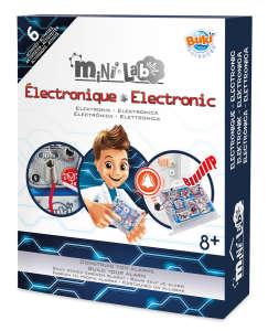 Tudományosjátékok - Elektronikai kísérletező készlet 6in1  30404586
