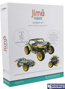 JIMU KARBOT robot építő készlet 30405190 Tudományos és felfedező játék