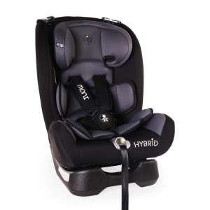 Cangaroo Hybrid Autósülés 0-36kg #szürke-fekete 30487558