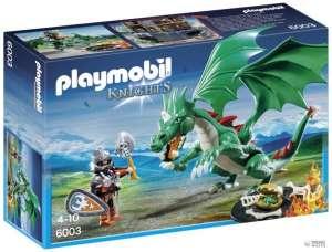 Playmobil Óriás zöld sárkány 6003 30340428