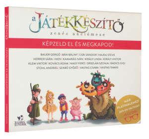 A Játékkészítő (CD) 30340542 CD, DVD