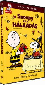 Snoopy és a hálaadás - DVD 30341116 Gyermek könyv