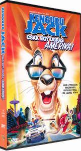 Kenguru Jack 2 - Csak egy ugrás Amerika - DVD 30341118 CD, DVD