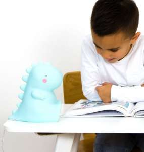 A Little Lovely Company – Asztali LED Lámpa, T-rex 30487386
