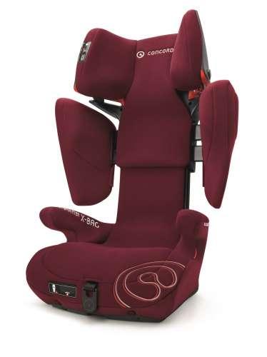 Concord Transformer X-Bag Plus Autósülés 15-36kg - Bordeaux Red #piros-bordó