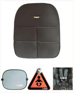 BeSafe Biztonsági szett #fekete-szürke 30341495