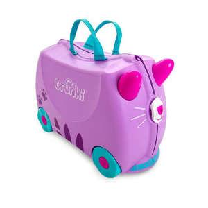 Trunki Gyermek Bőrönd - Cassie, a cica  30341501 Gyerek bőrönd