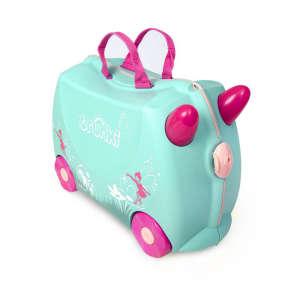 Trunki Gyermek Bőrönd - Flóra, a tündér 30341502 Gyerek bőrönd