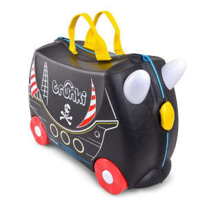 Trunki Gyermek Bőrönd - Pedro, a kalózhajó  30341503 Gyerek bőrönd