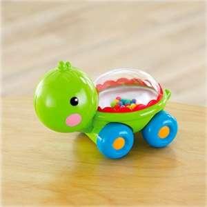 Fisher-Price Poppity teknősbéka jármű 30341570 Fejlesztő játék bölcsiseknek