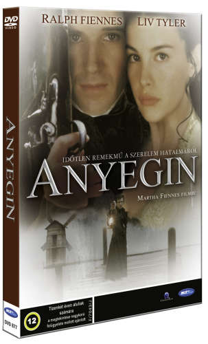 Anyegin - DVD