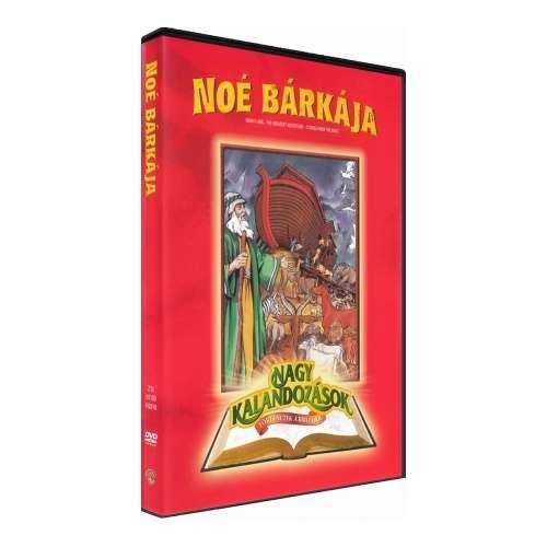 Nagy kalandozások - Történetek a Bibliából: Noé bárkája - DVD