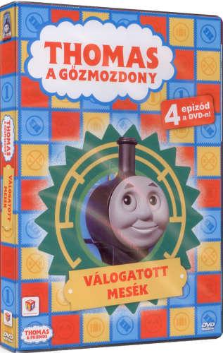 Thomas, a gőzmozdony - Válogatott mesék - DVD