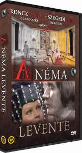 A néma levente - DVD 30341636 CD, DVD