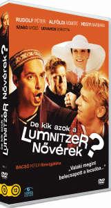 De kik azok a Lumnitzer nővérek? - DVD 30341644 CD, DVD